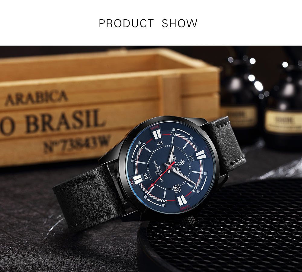 wrist watch mens fashion