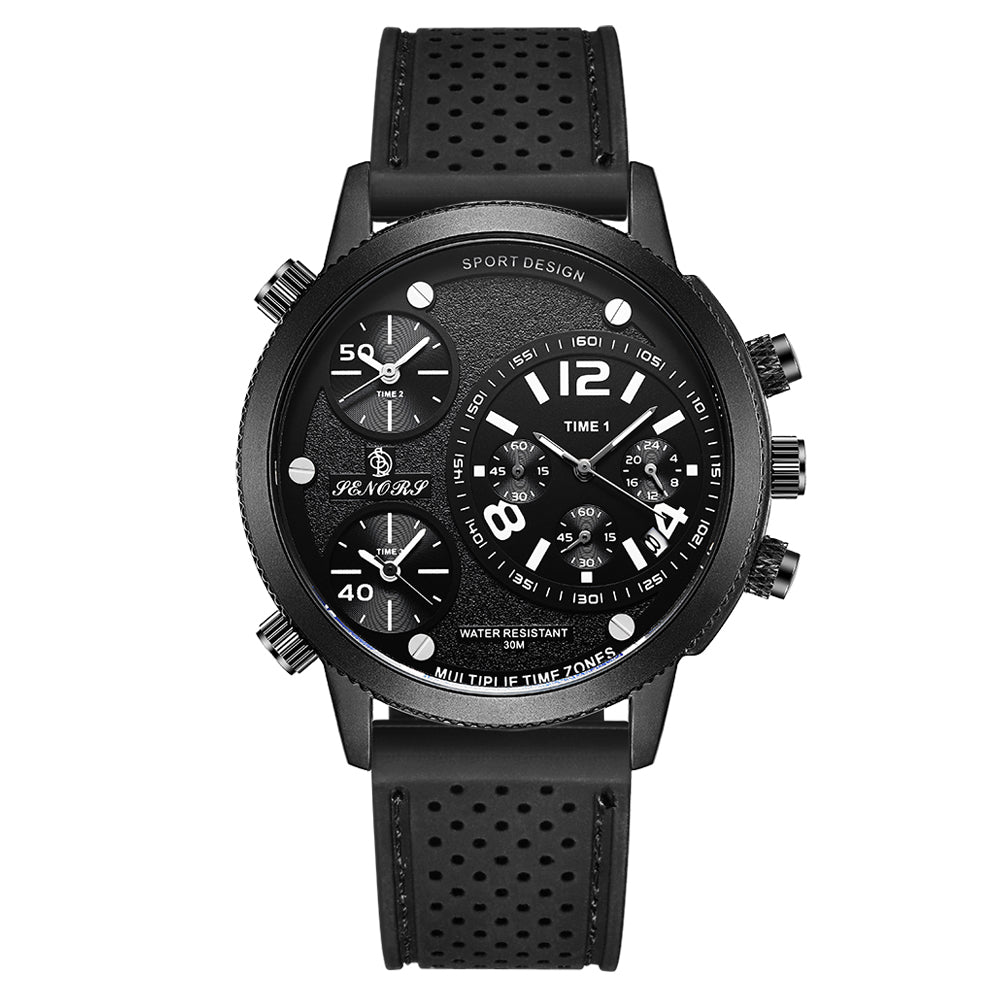 4b4e172ddbc 2019 low price watches online purchase Men s 3 Time Zone – iluwatch.com