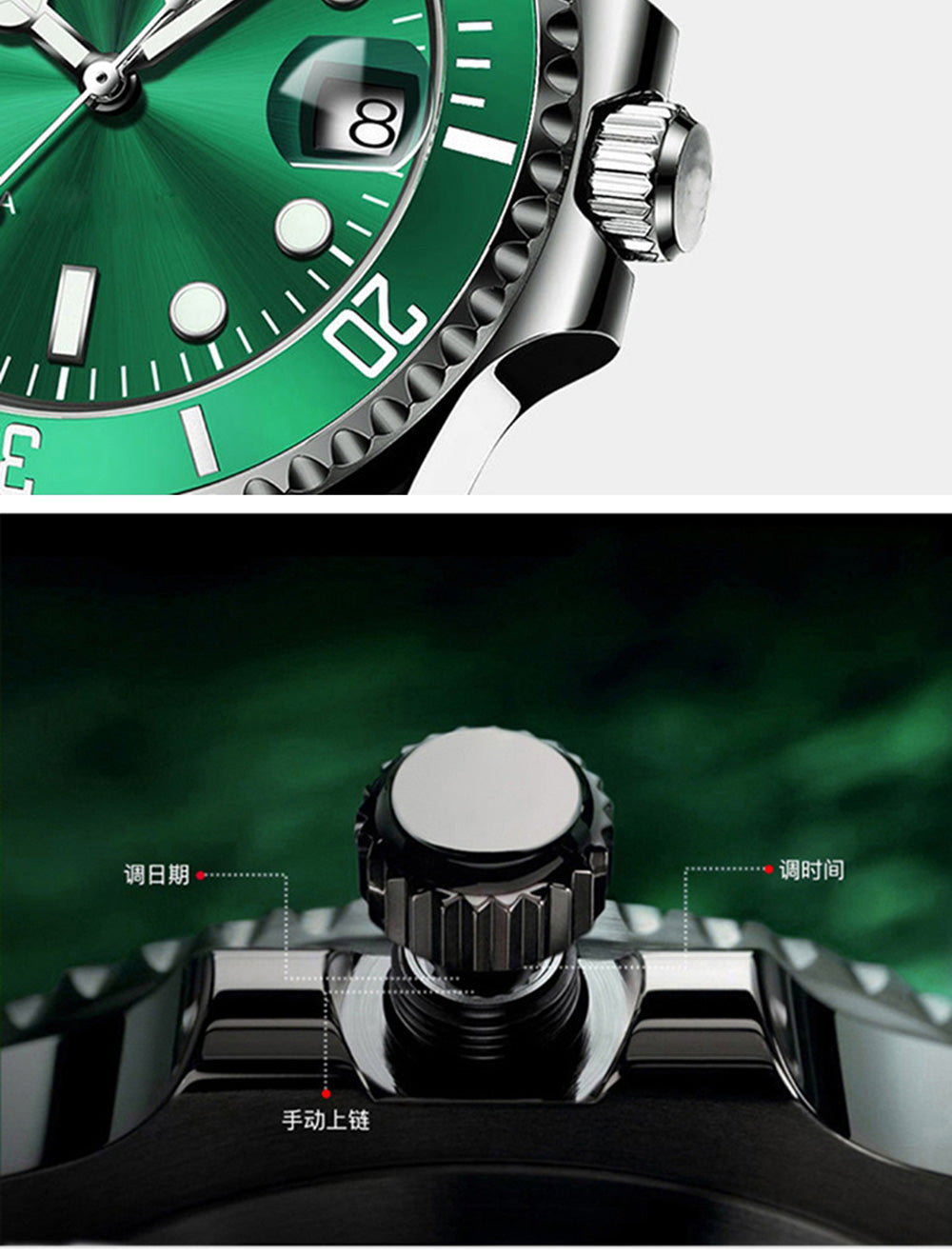 automatic dress watches for men