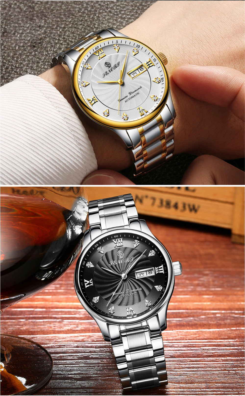 affordable mens automatic watches