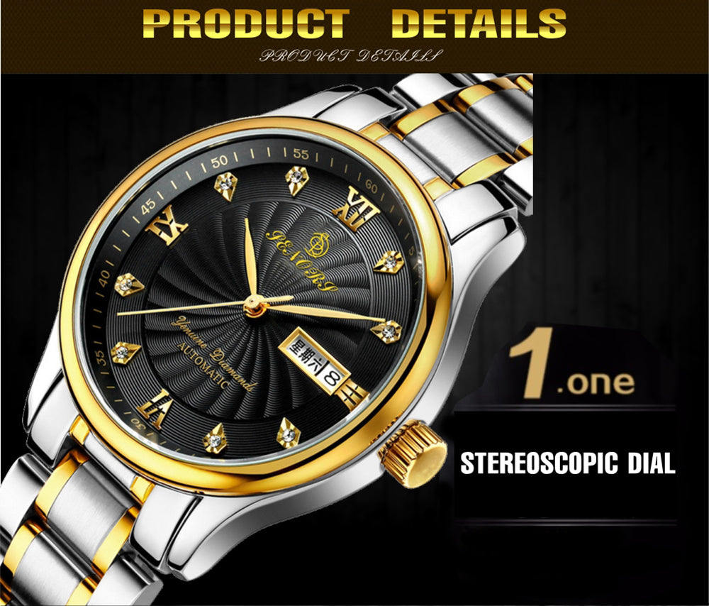 best entry automatic watch