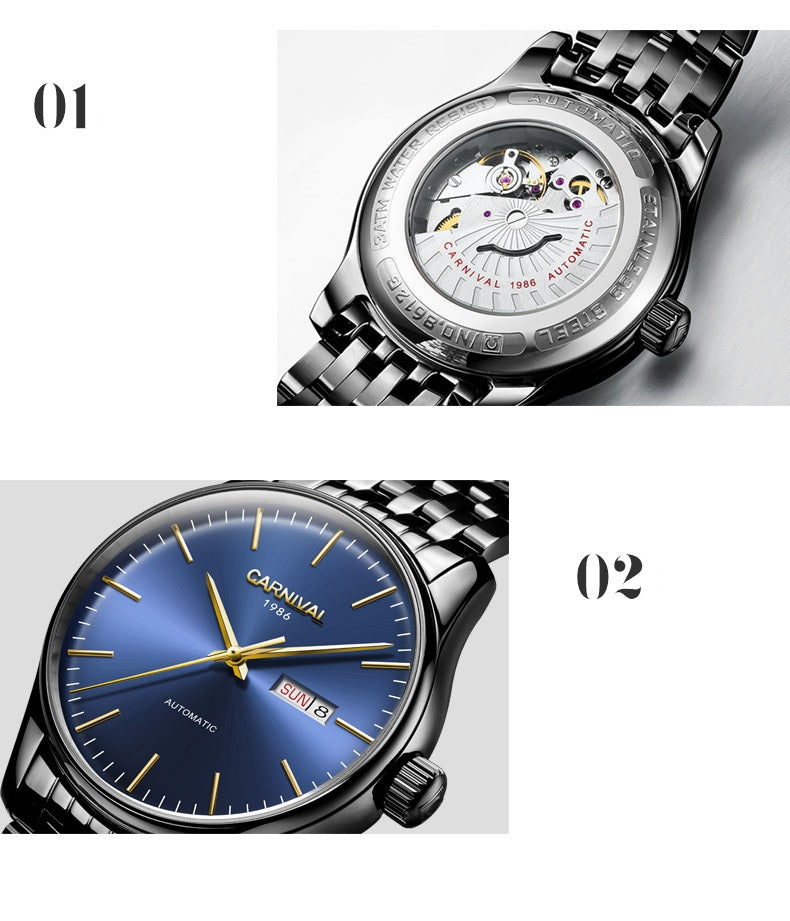 mechanical watches under 100