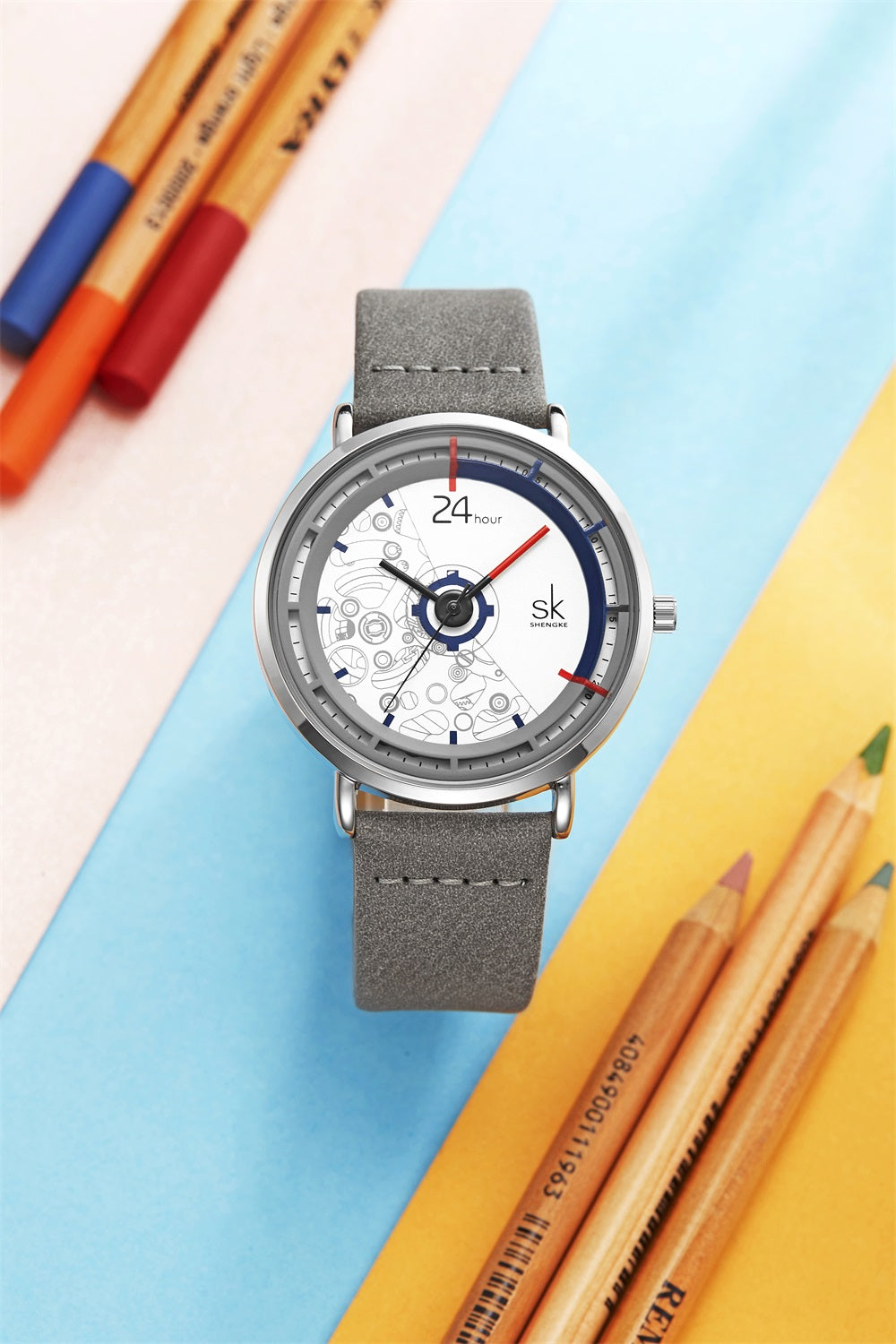 best cheap leather watches
