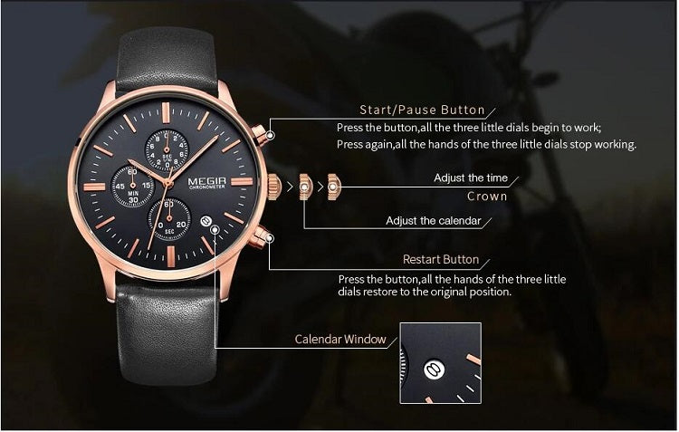 mens watches from china