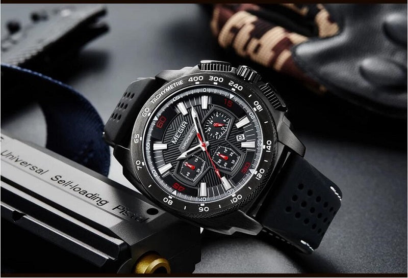 comfortable mens watches