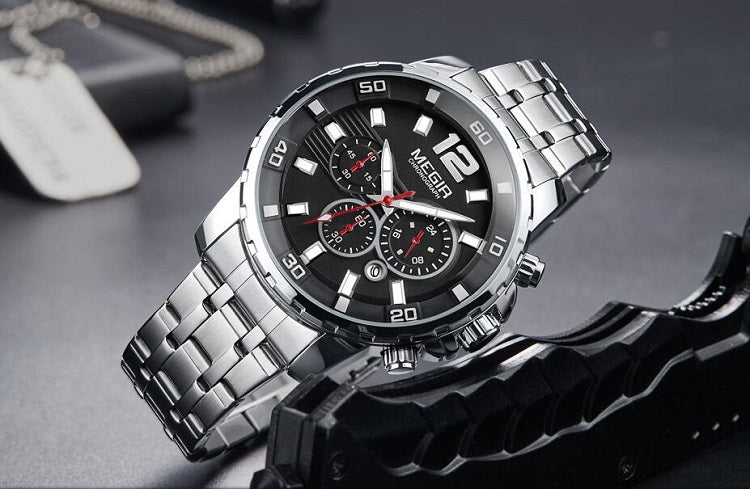 affordable stainless steel watches
