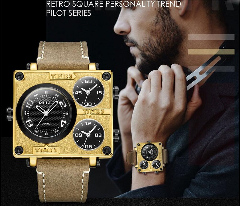 affordable square watches
