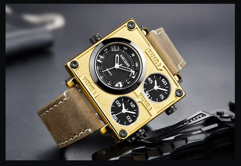 mens square watches for sale