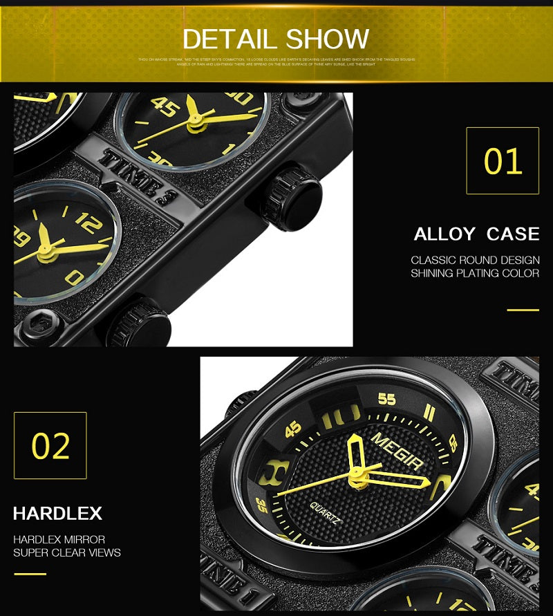 cool square watches
