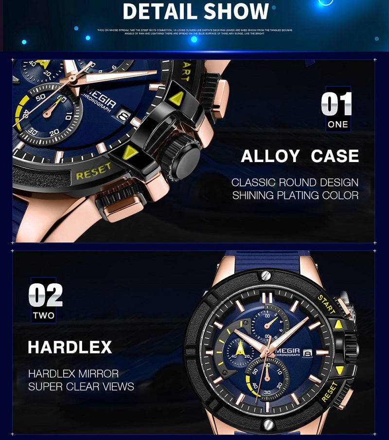big face mens watches cheap
