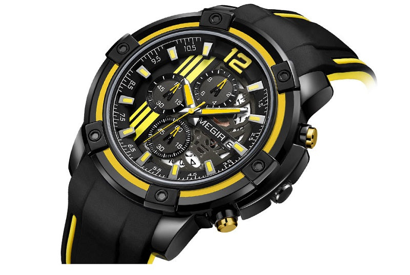 mens big face watches