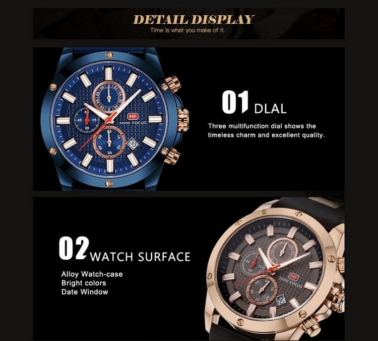 big chronograph watches