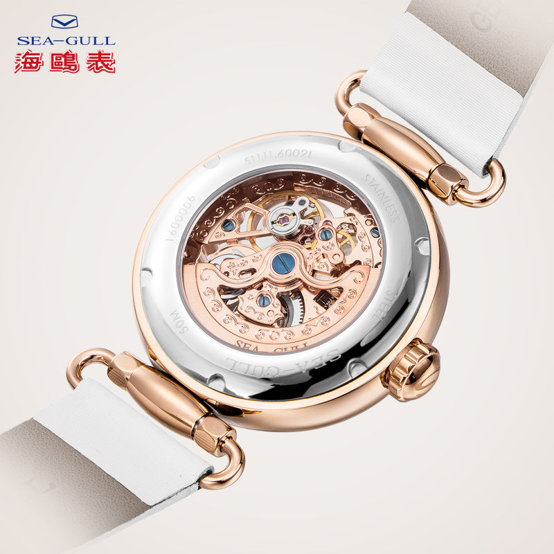 chinese skeleton watch