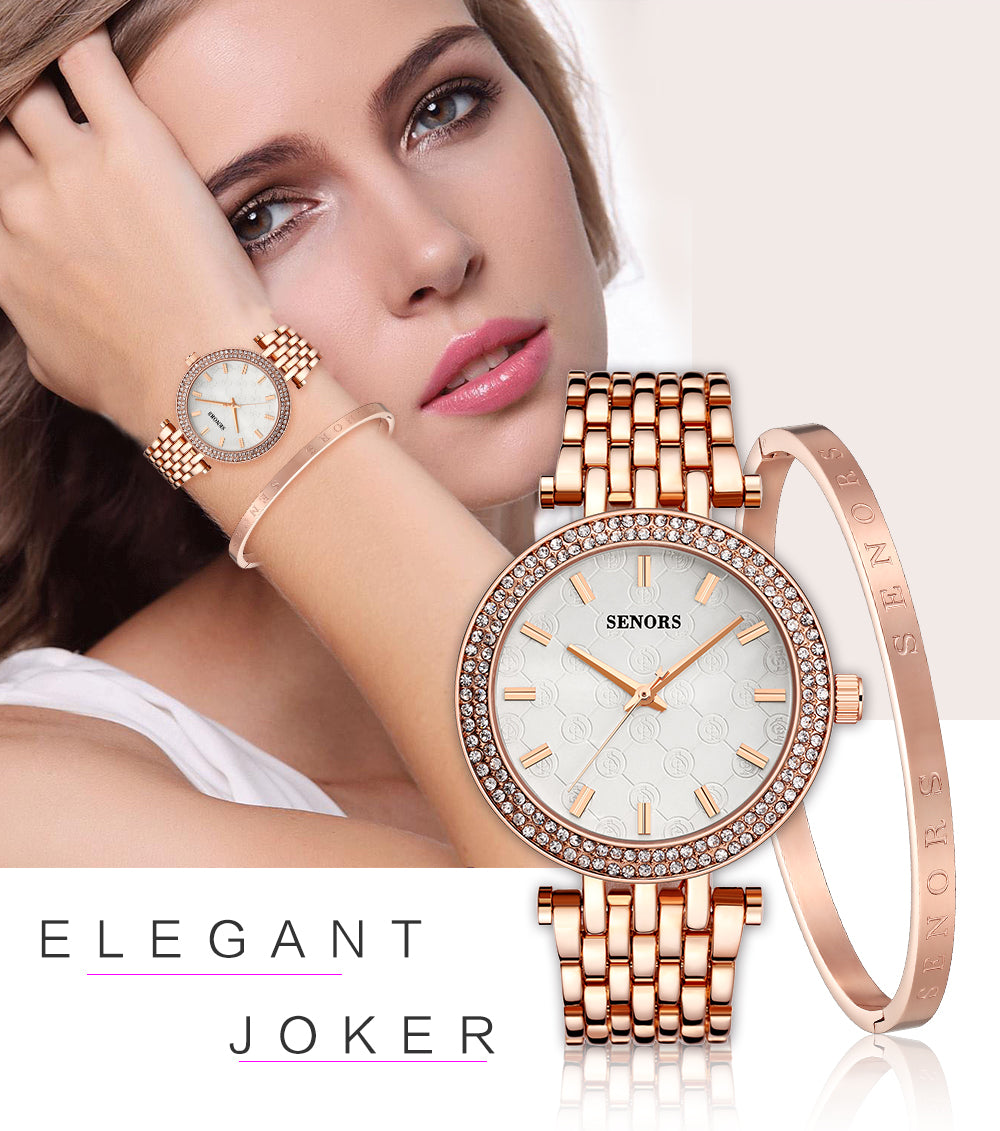 bracelet watch women's