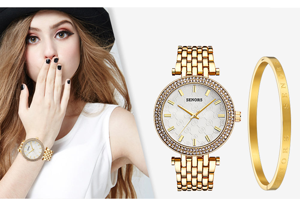 bracelet watches for ladies online