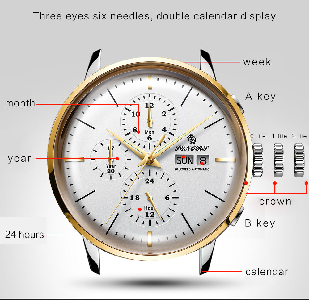mechanical watches cheap