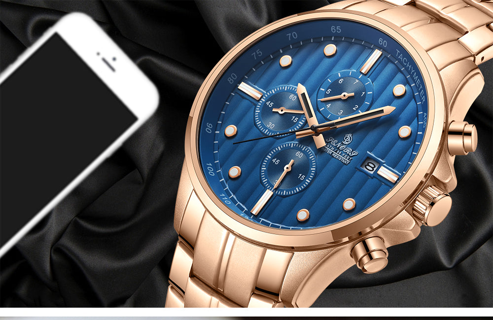 45mm mens watches