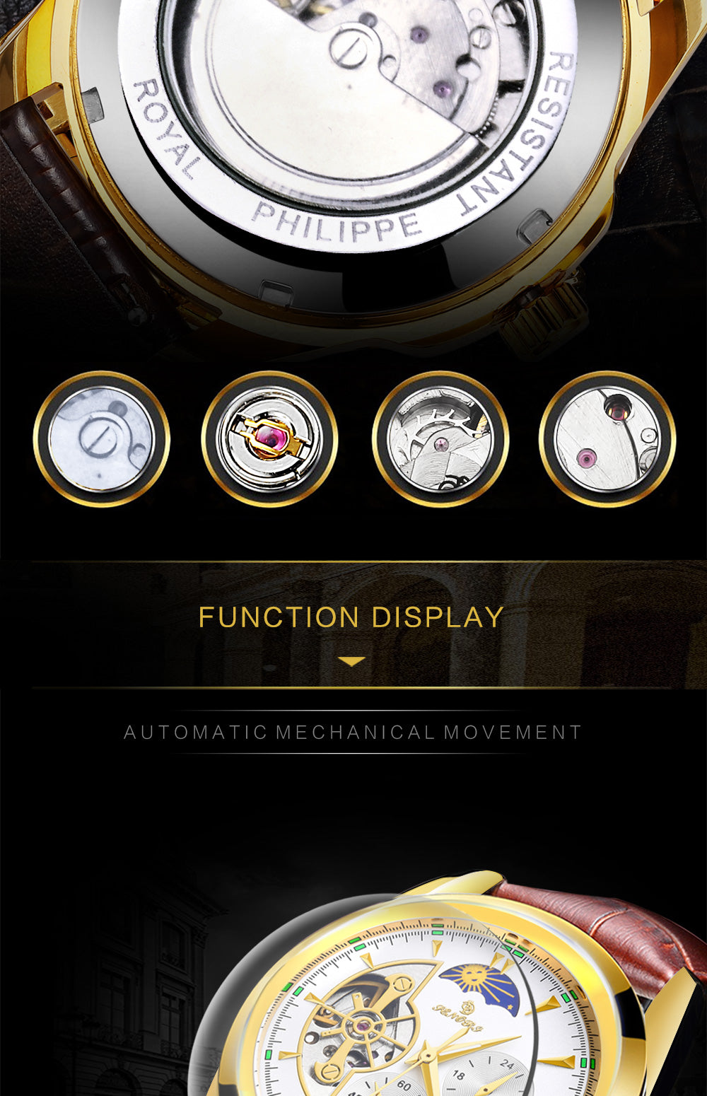 buy automatic watch