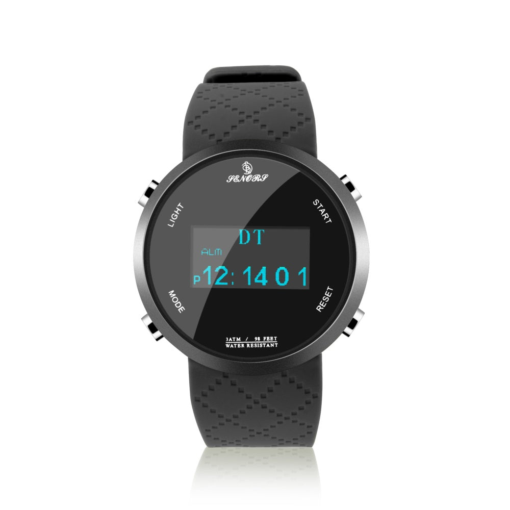 cheap digital watch with alarm