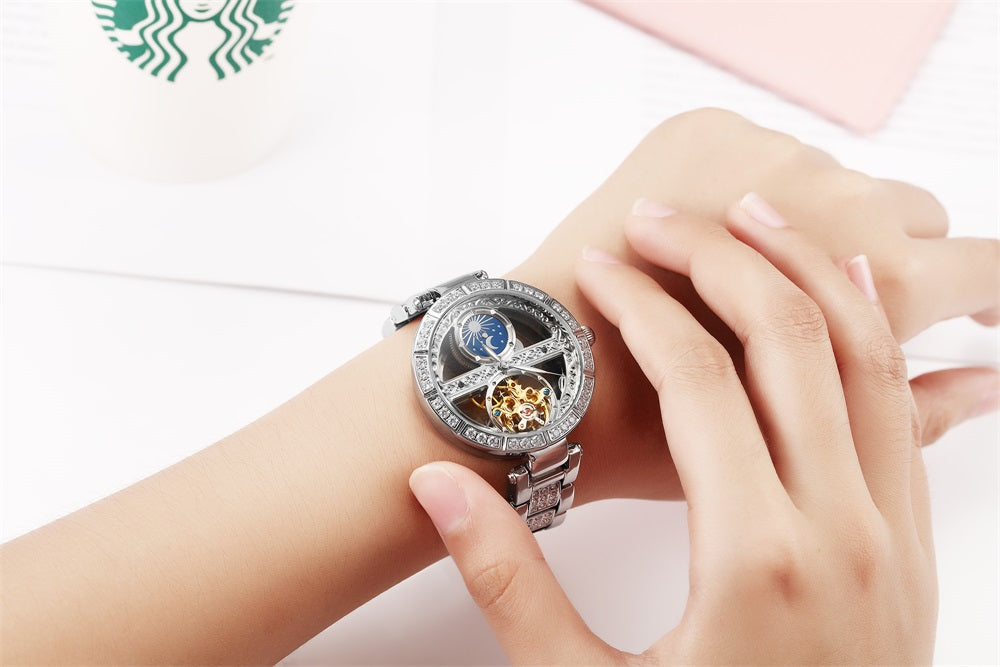 womens self winding watch