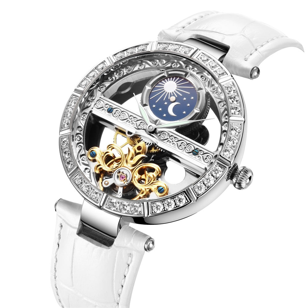 women's automatic movement watches