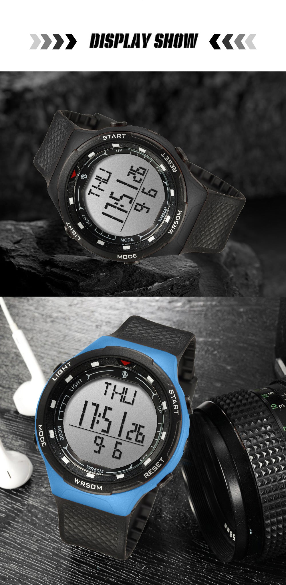 cheap digital watches
