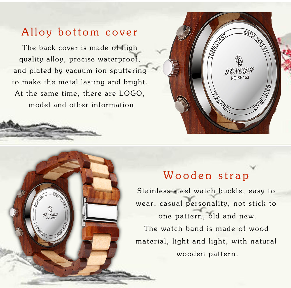 popular wooden watches