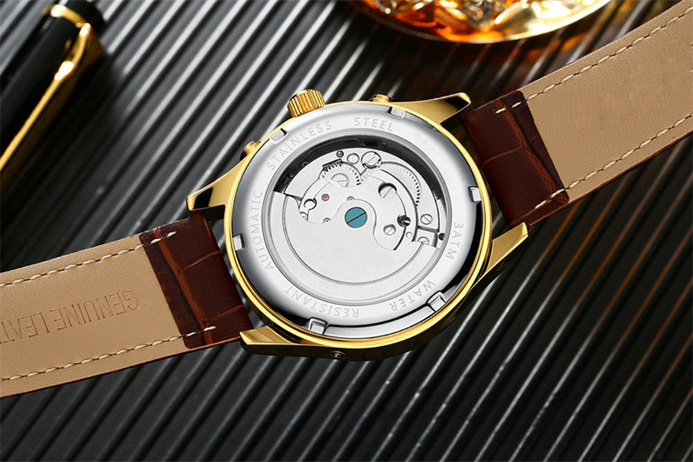 automatic timepiece