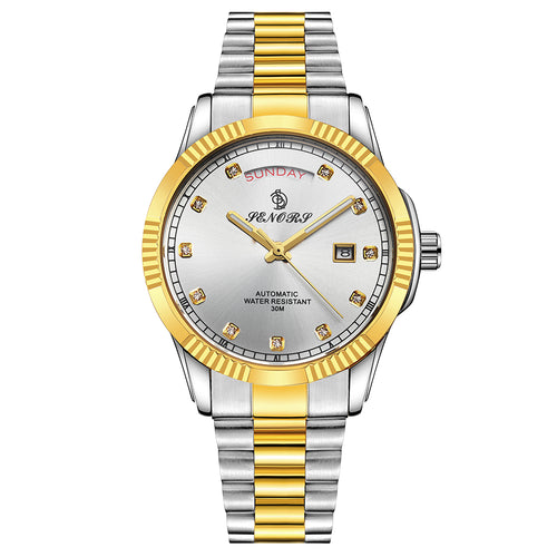 cheap gold and silver watches