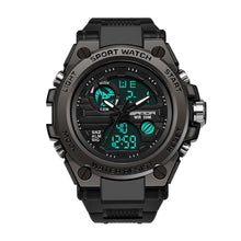 Sanda 739 Watch with digital and analog display for mens