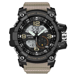 men's digital military watches