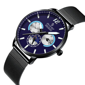 men's milanese watch