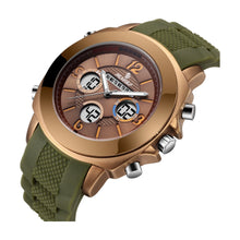dual analog digital watch