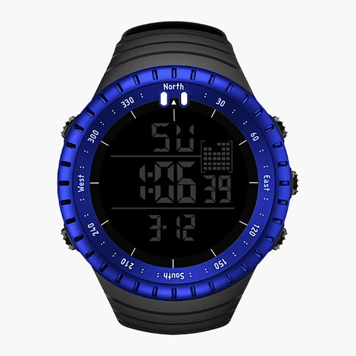 cheap digital sports watch