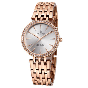 rose gold watch womens cheap