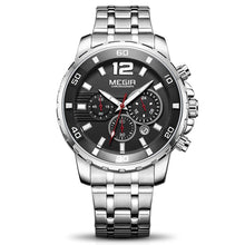 megir chronograph watch