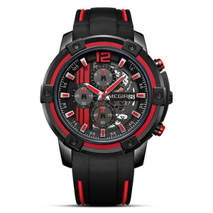 black red watch