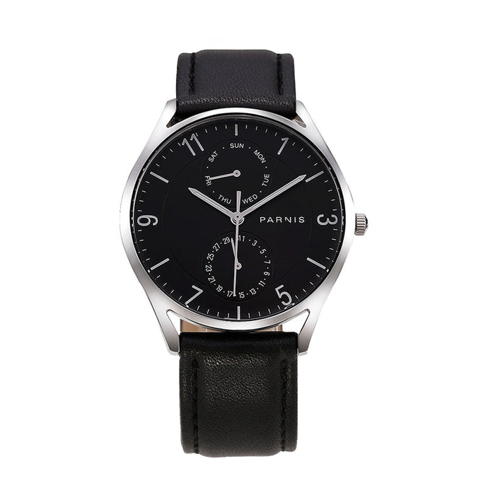 parnis mens watch
