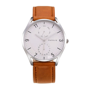 parnis dress watch