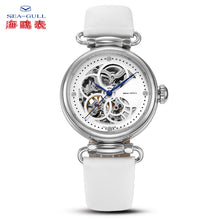 Seagull 513.634L womens self winding skeleton watch
