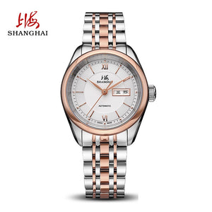 ladies stainless steel watch