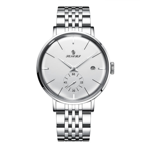 automatic watch with date