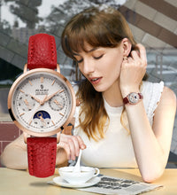 women's watches with date and day
