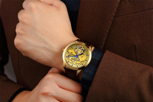 mechanical watch low price