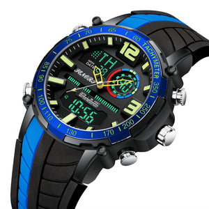 mens watches digital and analog