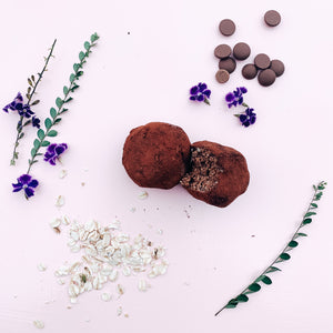 Malted Lactation Bliss Balls Recipe - No Bake Lactation Cookies