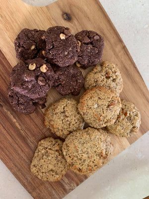 Lactation Cookies Pre-Mix: The Best Lactation Cookies EVER!
