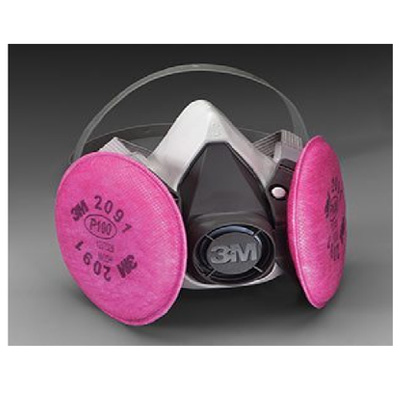 3M Respirators and Cartridges