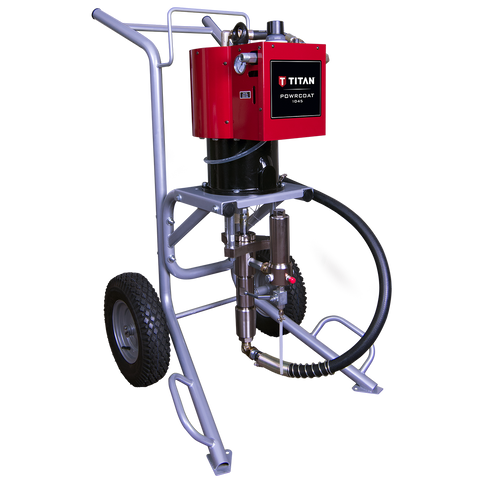 Compressed Air Powered Sprayers