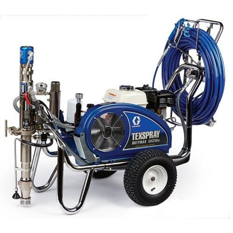 Gas Powered Texture Sprayers